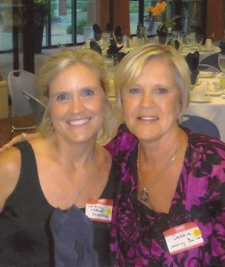 Carol and Deb Lenning-Ballard